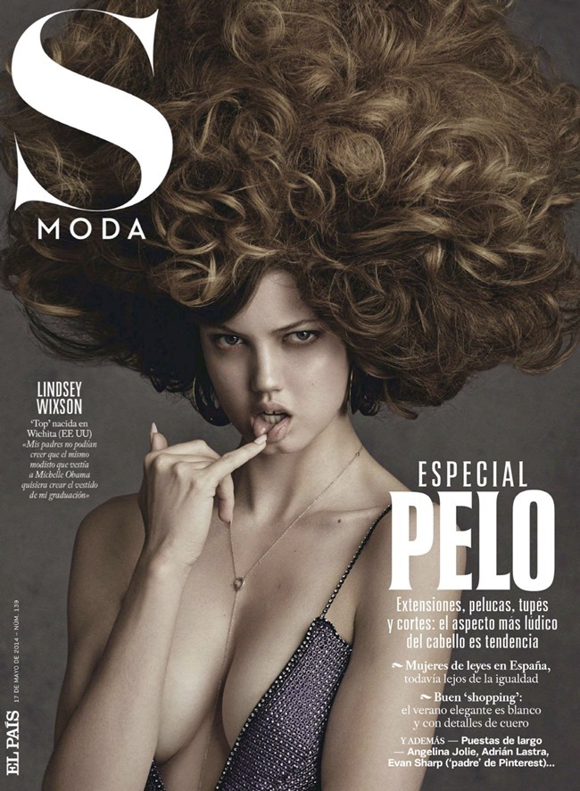 S MODA EL PAIS Lindsey Wixson by David Roemer. Chabela Garcia, May 2014, www.imageamplified.com, Image Amplified (1)