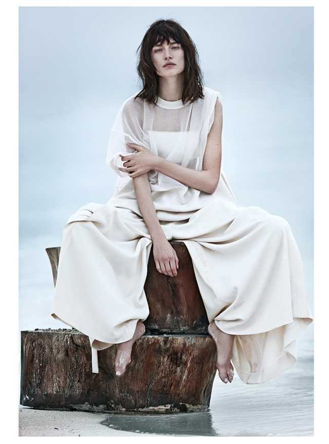 VOGUE RUSSIA Jacquelyn Jablonski by Emma Tempest. Camilla Pole, June 2014, www.imageamplified.com, Image Amplified