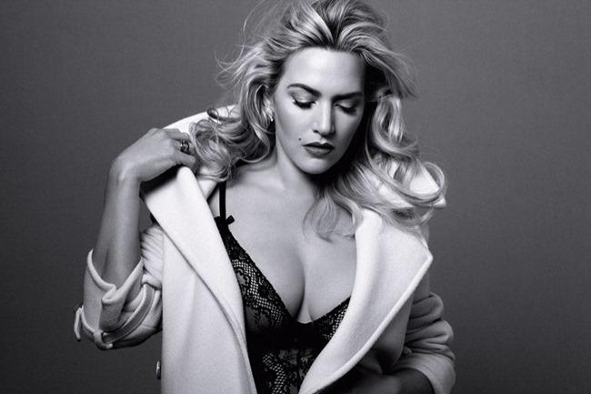 HARPER'S BAZAAR MAGAZINE Kate Winslet by Daniel Jackson. July 2014, www.imageamplified.com, Image Amplified (1)