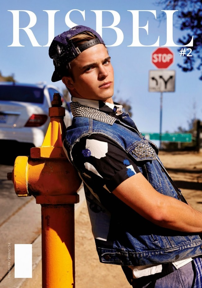RISBEL MAGAZINE River Viiperi in A Hitchhiking Story by Bell Soto. Alejandra Hernandez, Spring 2014, www.imageamplified.com, Image Amplified (1)