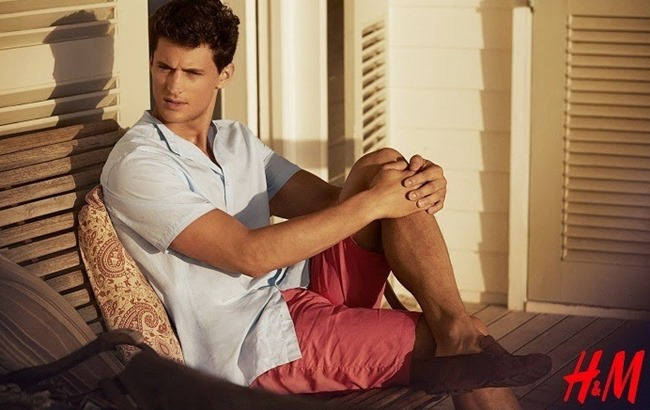 CAMPAIGN Garrett Neff & Henrik Fallenius for H&M Spring 2014 by Peter Gehrke, www.imageamplified.com, Image Amplified (3)