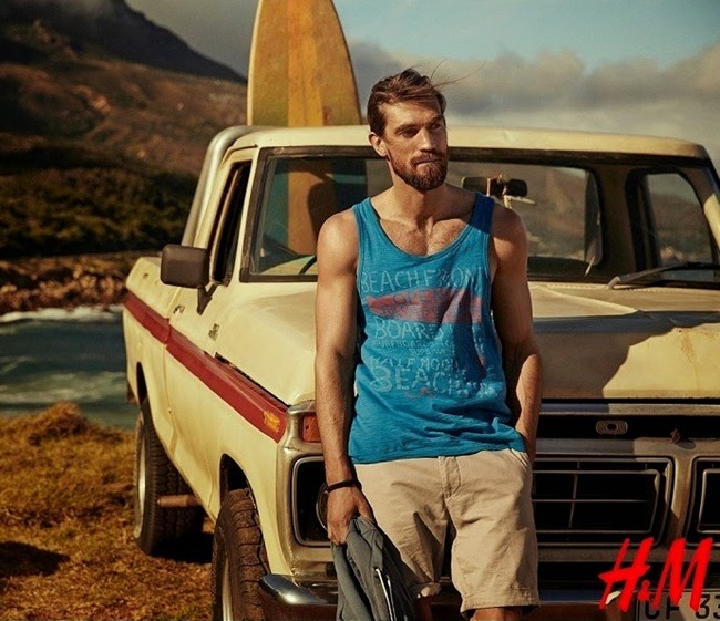 CAMPAIGN Garrett Neff & Henrik Fallenius for H&M Spring 2014 by Peter Gehrke, www.imageamplified.com, Image Amplified (4)