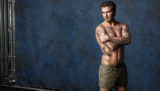 CAMPAIGN David Beckham for David Beckham Bodywear Swimwear Summer 2014. www.imageamplified.com, Image Amplified (4)