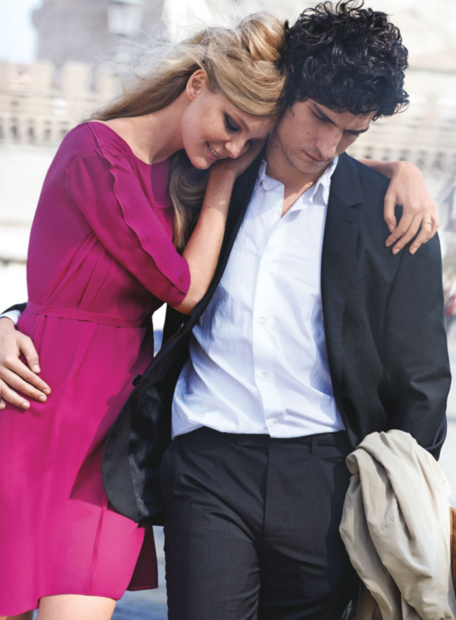 VOGUE MAGAZINE Caroline Trentini & Louis Garrel in Roman Holiday by Peter Lindbergh. Grace Coddington, June 2014, www.imageamplified.com, Image Amplified (9)