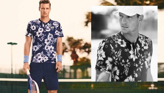 CAMPAIGN Tomas Berdych & H&M New Tennis Collection Summer 2014. www.imageamplified.com, Image Amplified (2)