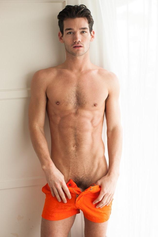 HOMOTOGRAPHY: Chris Fawcett for Mr Turk Summer 2014 | Image Amplified