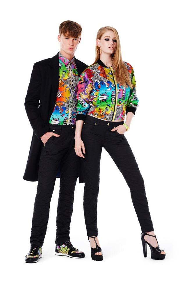 LOOKBOOK Versus Versace Fall 2014. www.imageamplified.com, Image Amplified (1)