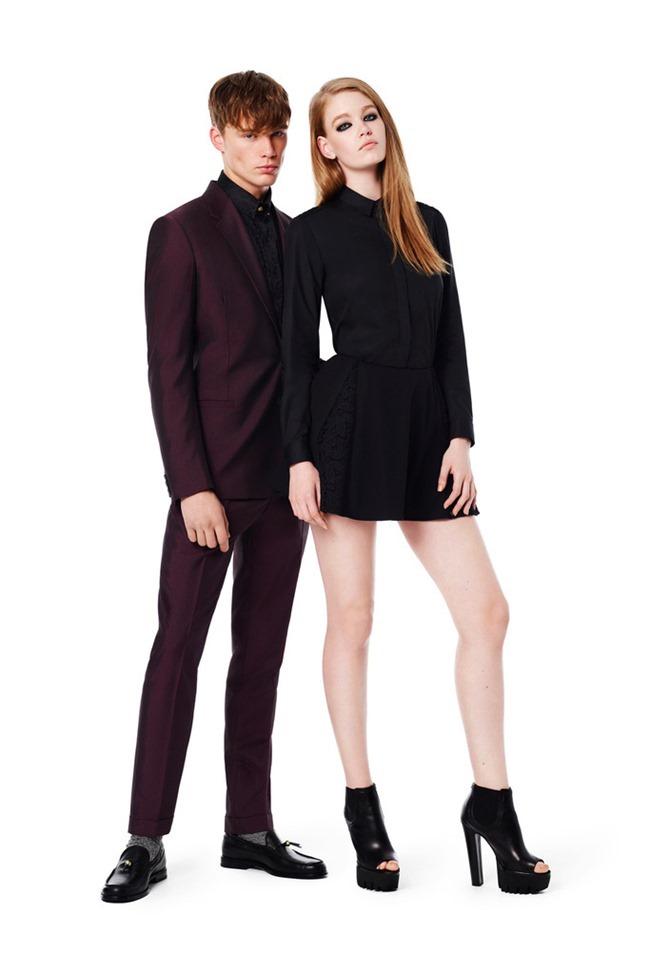 LOOKBOOK Versus Versace Fall 2014. www.imageamplified.com, Image Amplified (5)