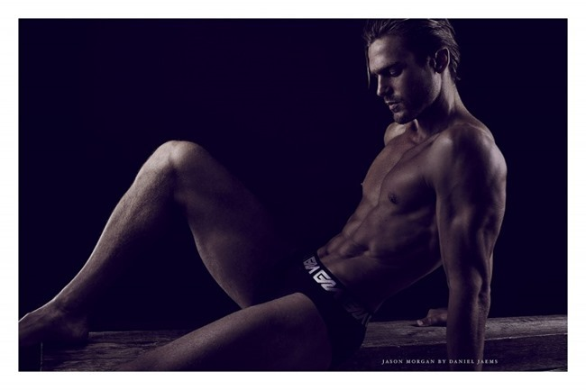 MASCULINE DOSAGE Jason Morgan in Obsession #5 by Daniel Jaems. Summer 2014, www.imageamplified.com, Image Amplified (3)