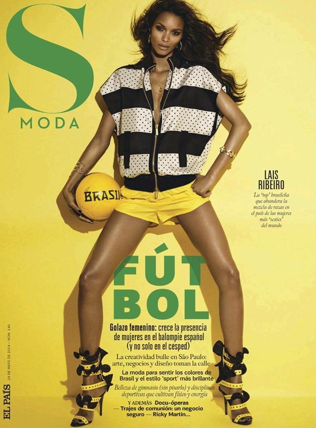 S MODA Lais Ribeiro in Brasil by Jonas Bresnan. Chabela Garcia, May 2014, www.imageamplified.com, Image Amplified (1)