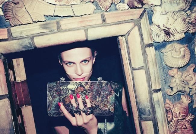 BERGDORF GOODMAN MAGAZINE Aymeline Valade by Arnaud Pyvka. Emma Sanchez, Pre-Fall 2014, www.imageamplified.com, Image Amplified (21)