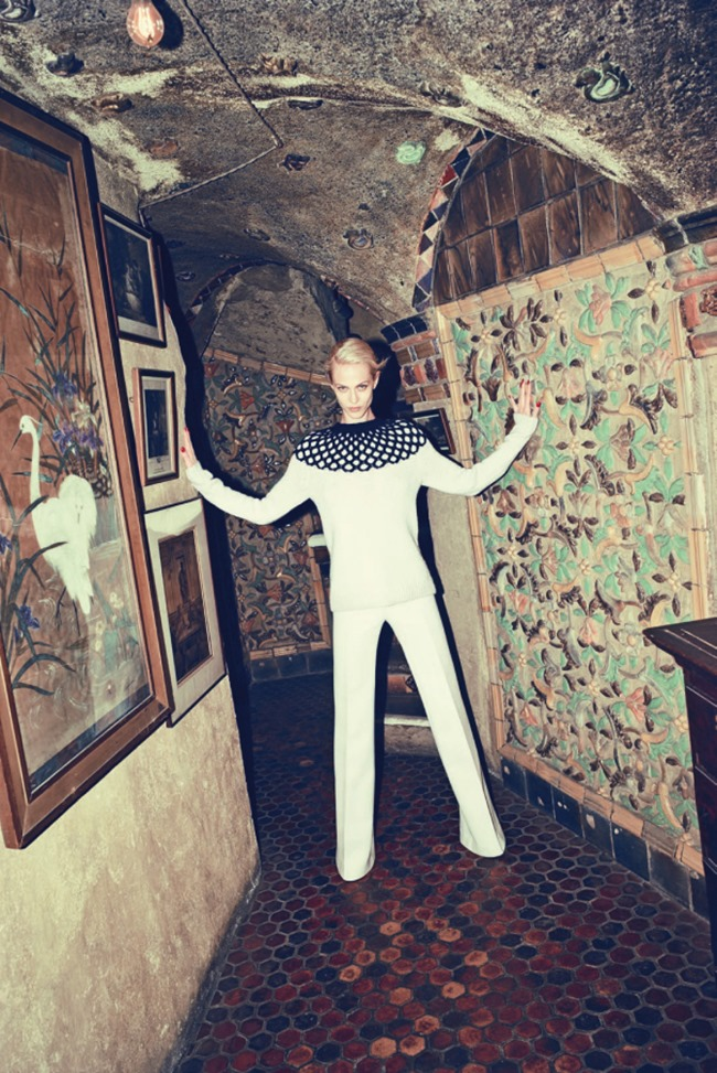 BERGDORF GOODMAN MAGAZINE Aymeline Valade by Arnaud Pyvka. Emma Sanchez, Pre-Fall 2014, www.imageamplified.com, Image Amplified (8)