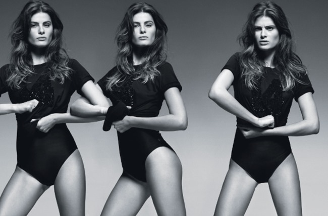 HARPER'S BAZAAR BRAZIL Isabeli Fontana in Bond Girl by Gui Paganini. Flavia Lafer, June 2014, www.imageamplified.com, Image Amplified (3)