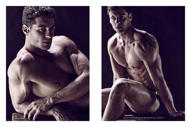 MASCULINE DOSAGE Max Papendieck in Obsession No #6 by Daniel Jaems. Summer 2014, www.imageamplified.com, Image Amplified (11)