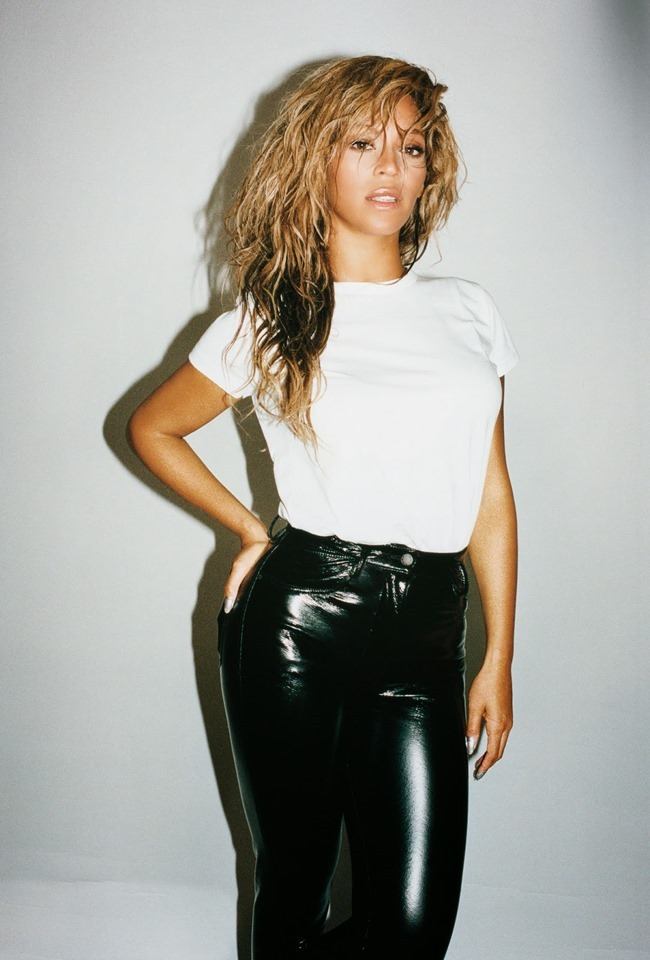 THE NY TIMES STYLE MAGAZINE Beyonce in The Woman On Top by Juergen Teller. Poppy Kain, Summer 2014, www.imageamplified.com, Image amplified (1)