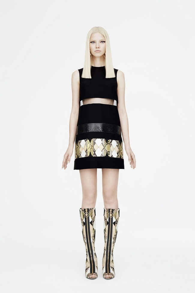 COLLECTION Sasha Luss for Versace Resort 2015. www.imageamplified.com, Image Amplified (6)