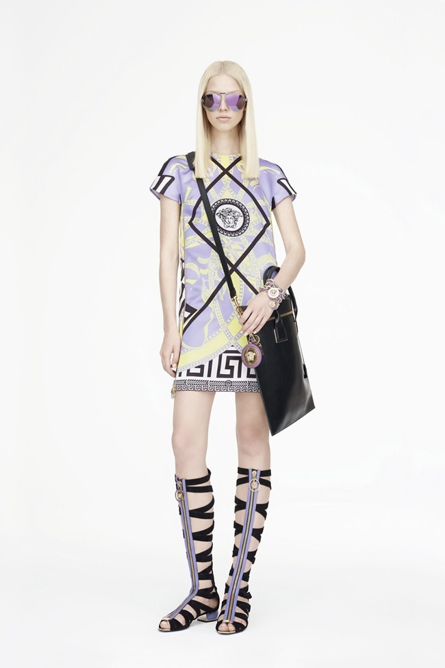 COLLECTION Sasha Luss for Versace Resort 2015. www.imageamplified.com, Image Amplified (22)