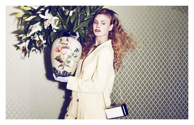 SCHON! MAGAZINE Katrine in Showdown by Lea Nielsen. Mette Krogsgaard, Summer 2014, www.imageamplified.com, Image Amplified (6)