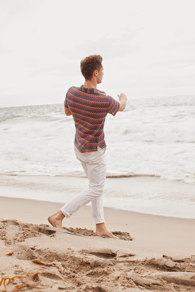 CAMPAIGN Edward Wilding for Mr Turk Summer 2014. www.imageamplified.com, Image Amplified (6)