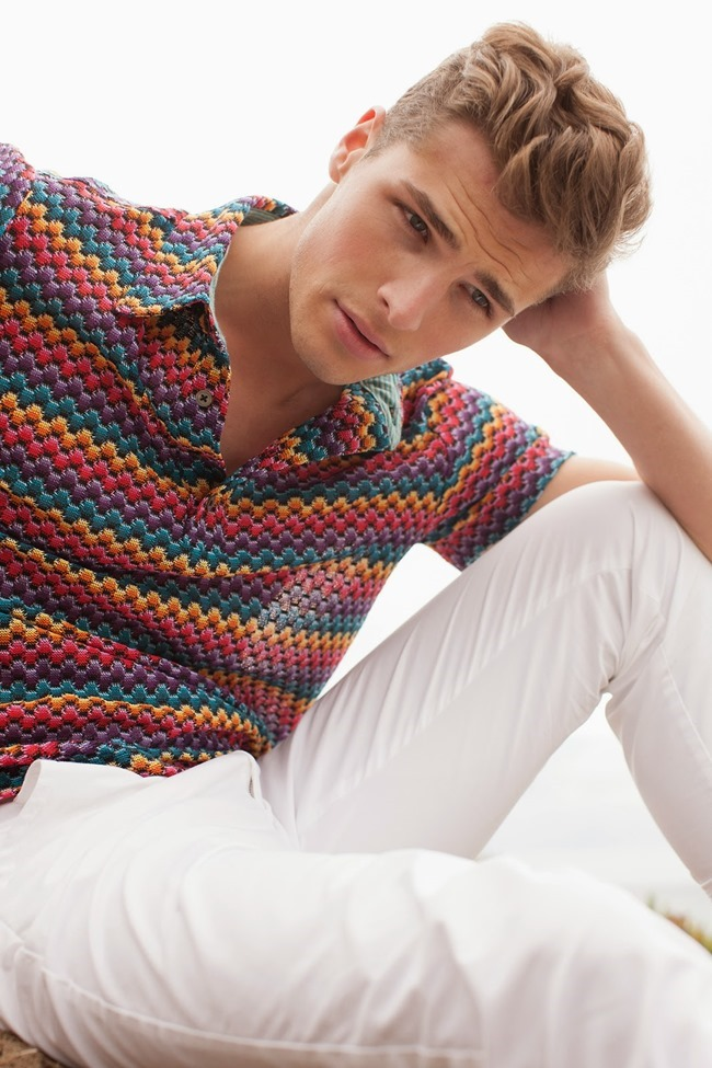 CAMPAIGN Edward Wilding for Mr Turk Summer 2014. www.imageamplified.com, Image Amplified (14)