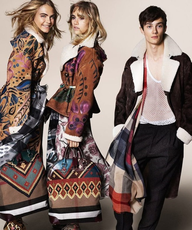 CAMPAIGN Burberry Fall 2014 by Mario Testino. www.imageamplified.com, Image Amplified (3)