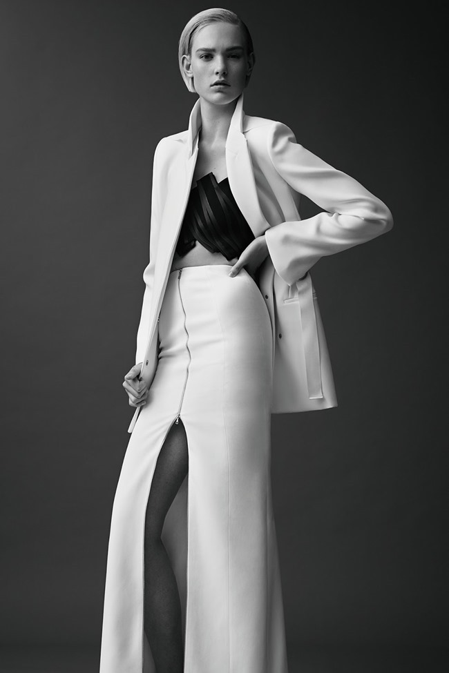 COLLECTION Charlene Hogger for Mugler Resort 2015. www.imageamplified.com, Image Amplified (24)