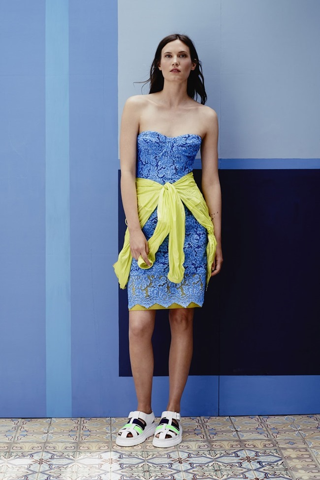 COLLECTION Drake Burnette for Preen by Thornton Bregazzi Resort 2015. www.imageamplified.com, Image Amplified (3)