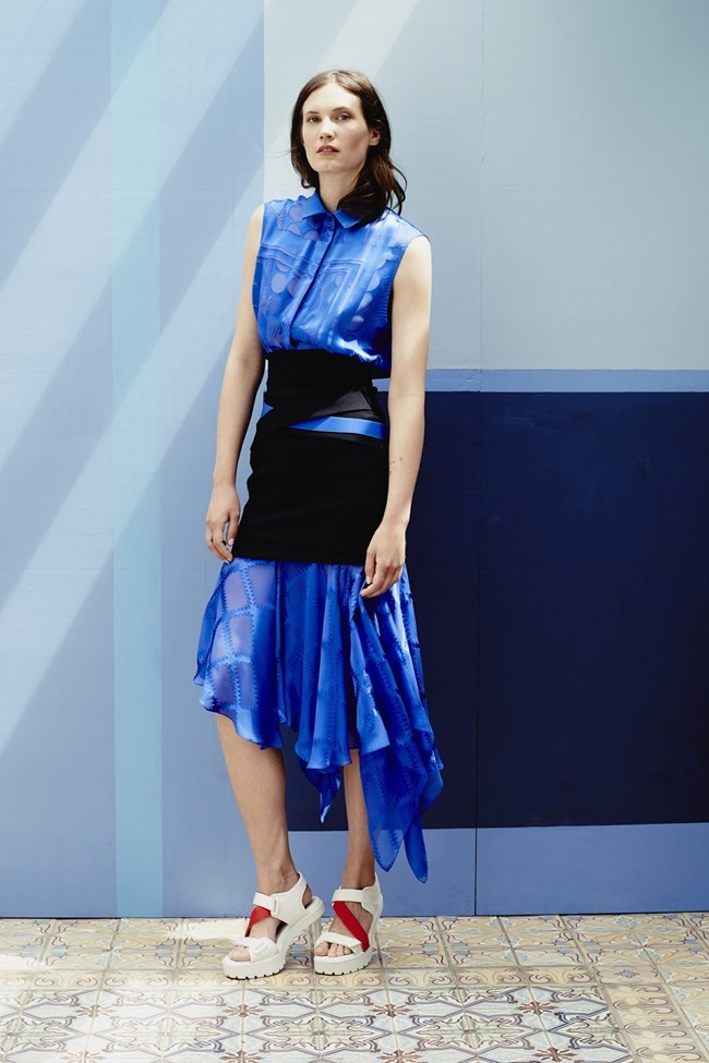 COLLECTION Drake Burnette for Preen by Thornton Bregazzi Resort 2015. www.imageamplified.com, Image Amplified (8)