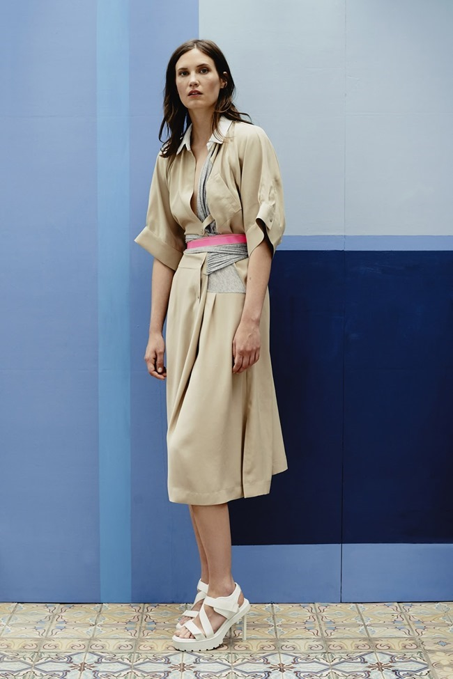 COLLECTION Drake Burnette for Preen by Thornton Bregazzi Resort 2015. www.imageamplified.com, Image Amplified (10)