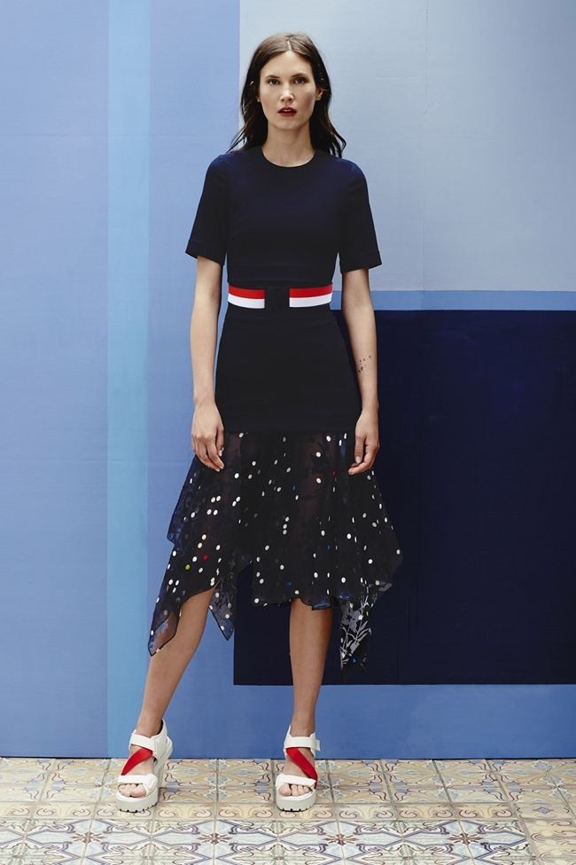 COLLECTION Drake Burnette for Preen by Thornton Bregazzi Resort 2015. www.imageamplified.com, Image Amplified (15)