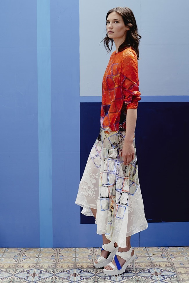 COLLECTION Drake Burnette for Preen by Thornton Bregazzi Resort 2015. www.imageamplified.com, Image Amplified (19)