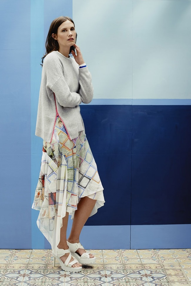 COLLECTION Drake Burnette for Preen by Thornton Bregazzi Resort 2015. www.imageamplified.com, Image Amplified (21)