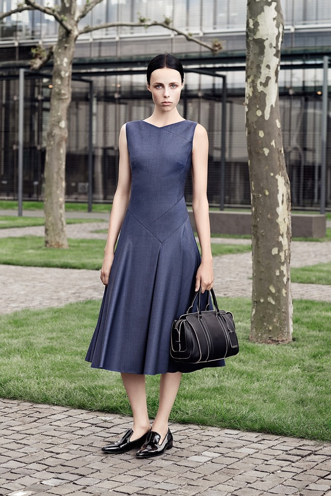 COLLECTION Edie Campbell for Hugo Boss Resort 2015. www.imageamplified.com, Image Amplified (3)
