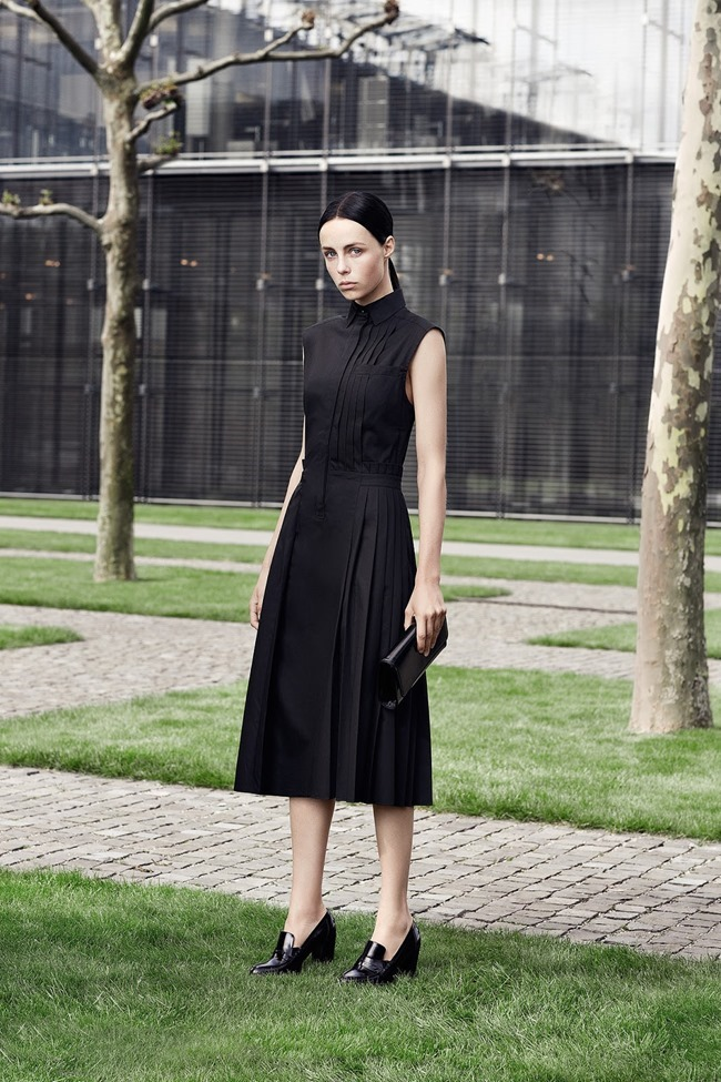 COLLECTION Edie Campbell for Hugo Boss Resort 2015. www.imageamplified.com, Image Amplified (7)