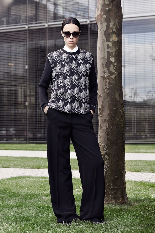 COLLECTION Edie Campbell for Hugo Boss Resort 2015. www.imageamplified.com, Image Amplified (8)