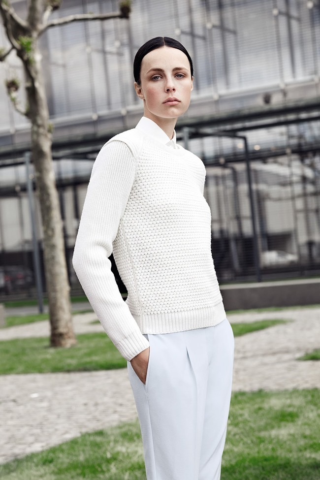 COLLECTION Edie Campbell for Hugo Boss Resort 2015. www.imageamplified.com, Image Amplified (15)