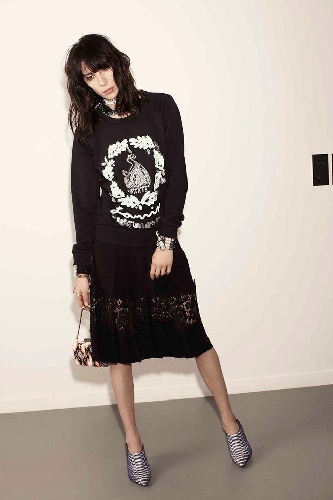 COLLECTION Jamie bochert & Annely Bouma for Lanvin Resort 2015. www.imageamplified.com, Image Amplified (37)