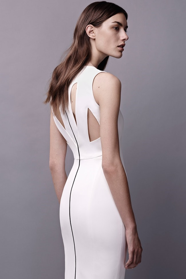 COLLECTION Ronja Furrer & Mijo Mihaljcic for Narciso Rodriguez Resort 2015. www.imageamplified.com, Image Amplified (6)