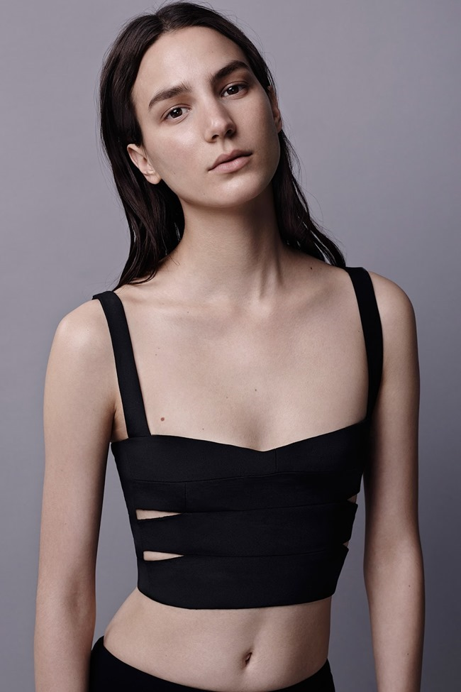 COLLECTION Ronja Furrer & Mijo Mihaljcic for Narciso Rodriguez Resort 2015. www.imageamplified.com, Image Amplified (7)