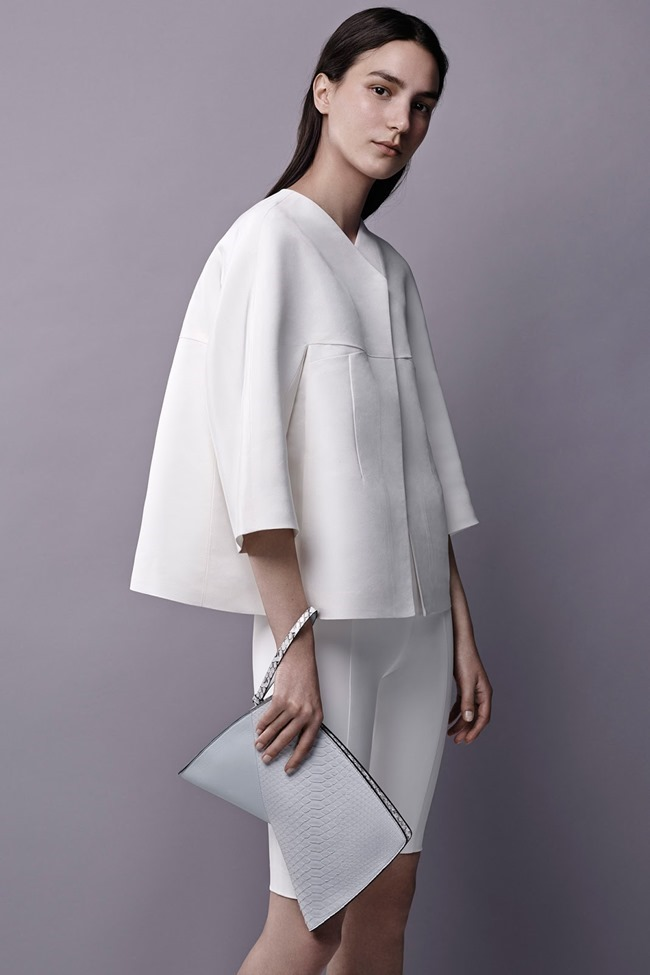 COLLECTION Ronja Furrer & Mijo Mihaljcic for Narciso Rodriguez Resort 2015. www.imageamplified.com, Image Amplified (9)