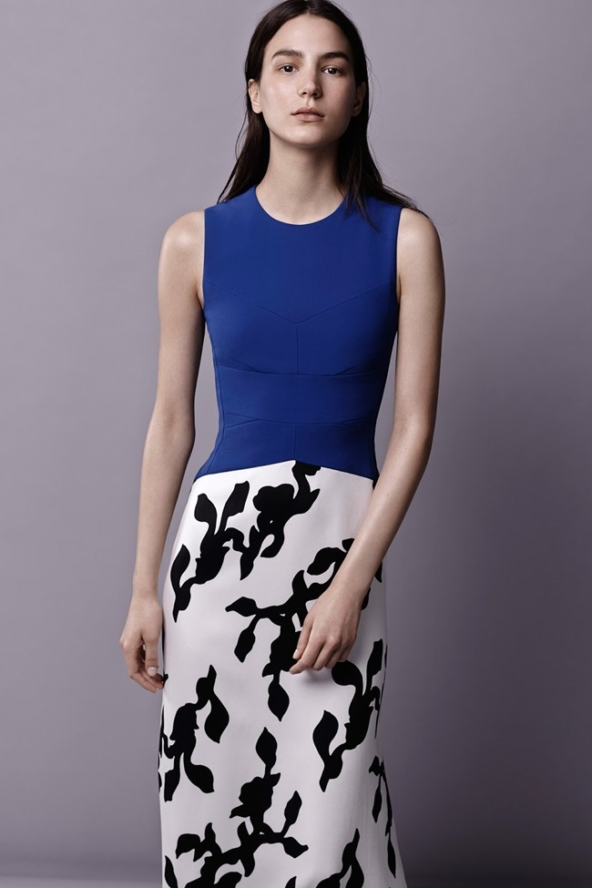 COLLECTION Ronja Furrer & Mijo Mihaljcic for Narciso Rodriguez Resort 2015. www.imageamplified.com, Image Amplified (14)