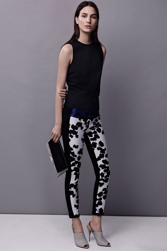 COLLECTION Ronja Furrer & Mijo Mihaljcic for Narciso Rodriguez Resort 2015. www.imageamplified.com, Image Amplified (15)