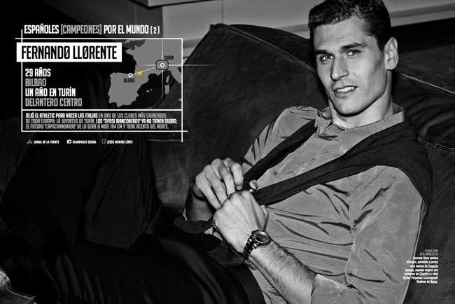 GQ SPAIN Fernando Llorente by Giampaolo Sgura. Summer 2014, www.imageamplified.com, Image Amplified (1)