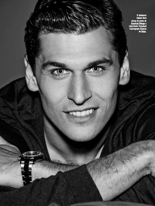 GQ SPAIN Fernando Llorente by Giampaolo Sgura. Summer 2014, www.imageamplified.com, Image Amplified (4)