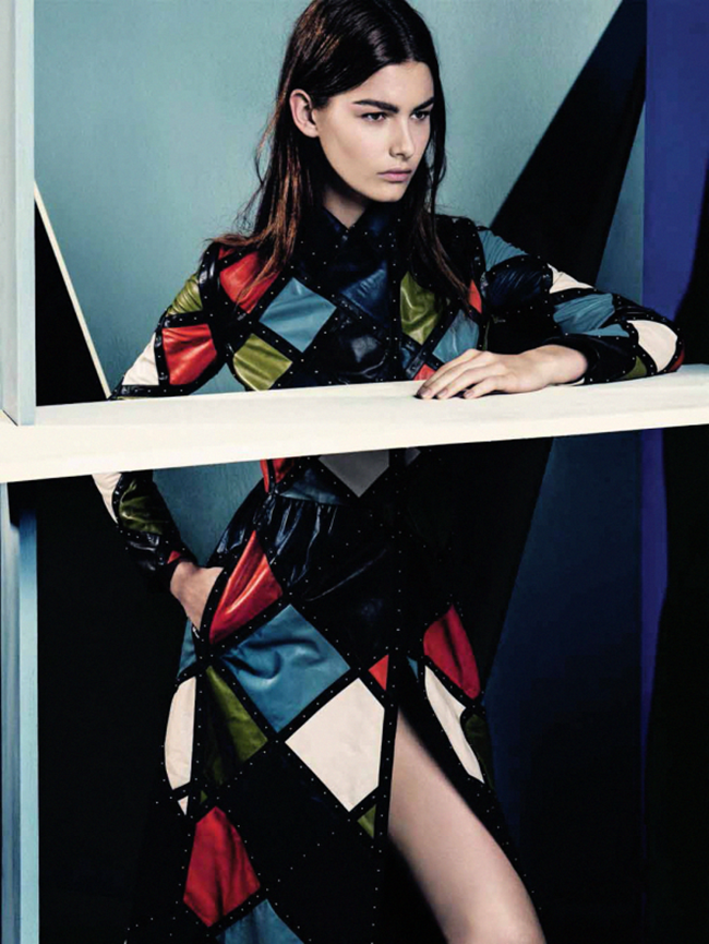 VOGUE GERMANY Ophelie Guillemand by Sebastian Kim. Katie Mossman, July 2014, www.imageamplified.com, Image Amplified (3)