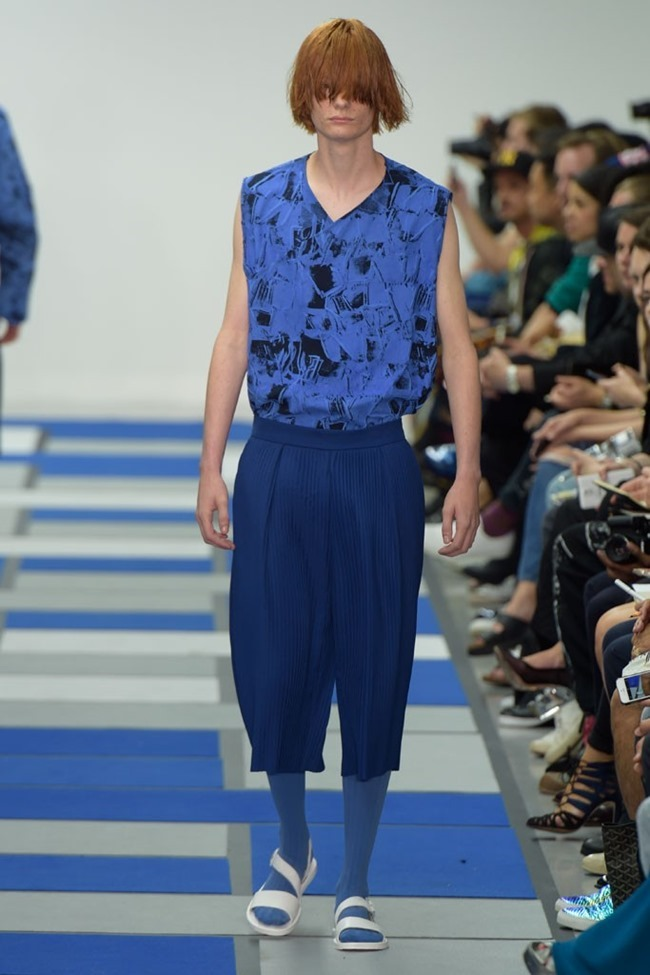 LONDON COLLECTIONS MEN Agi & Sam Spring 2015. www.imageamplified.com, Image Amplified (11)