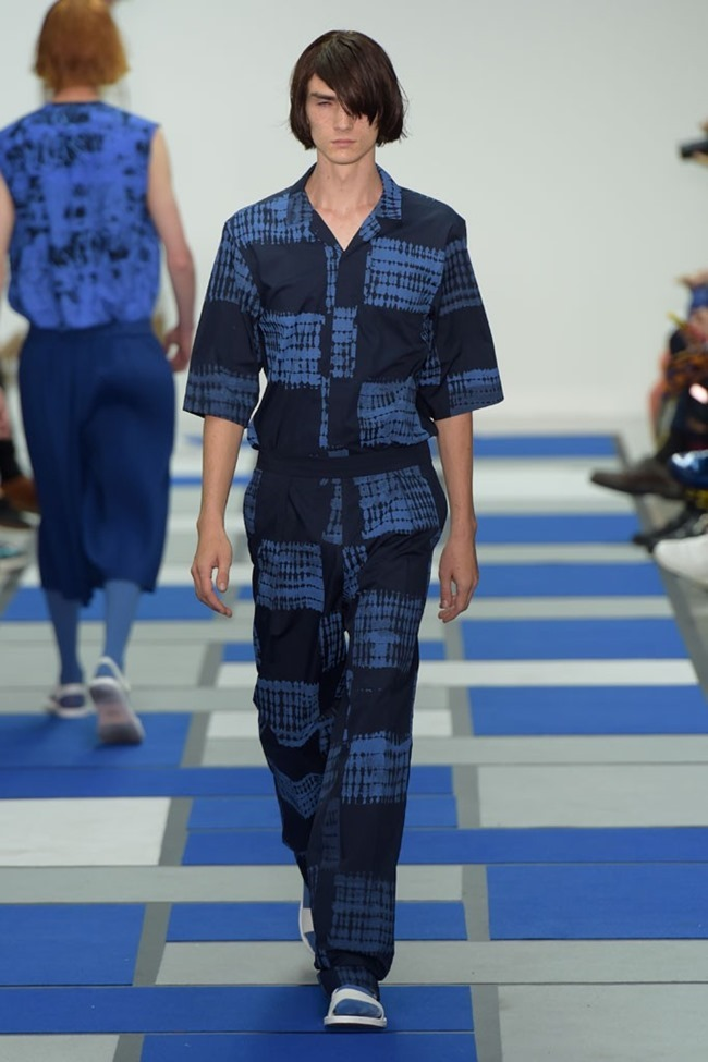 LONDON COLLECTIONS MEN Agi & Sam Spring 2015. www.imageamplified.com, Image Amplified (12)