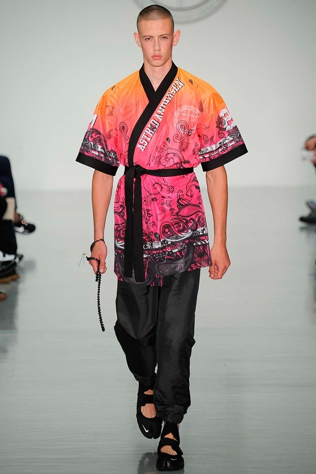 LONDON COLLECTIONS MEN Astrid Andersen Spring 2015. www.imageamplified.com, Image Amplified (15)