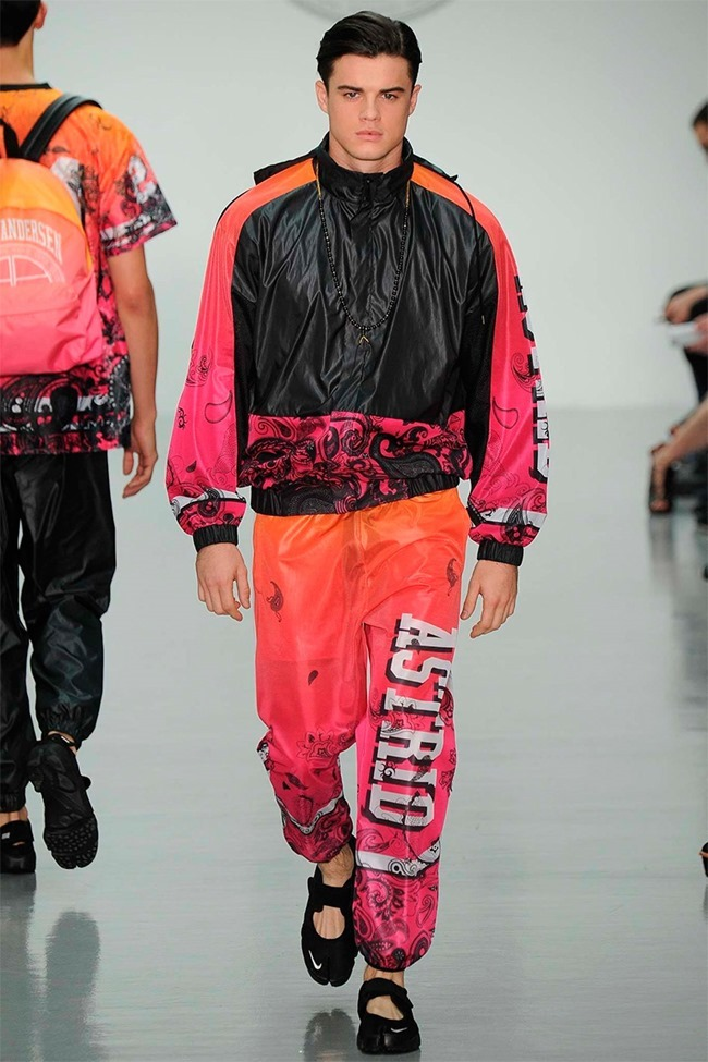 LONDON COLLECTIONS MEN Astrid Andersen Spring 2015. www.imageamplified.com, Image Amplified (17)