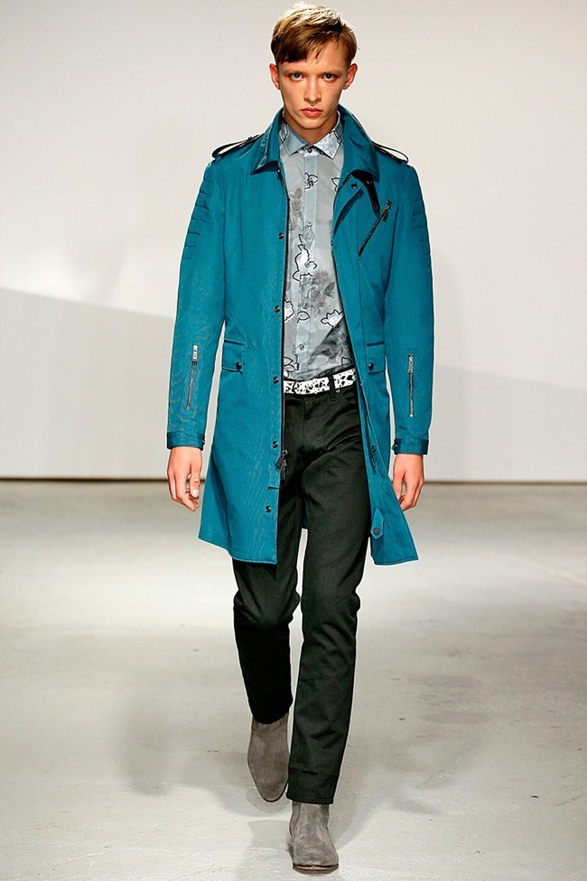 LONDON COLLECTIONS MEN Kent & Curwen Spring 2015. www.imageamplified.com, Image Amplified (5)